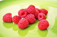 Raspberries Yarra Valley