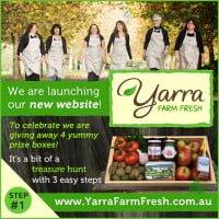 Yarra Farm Fresh Launch